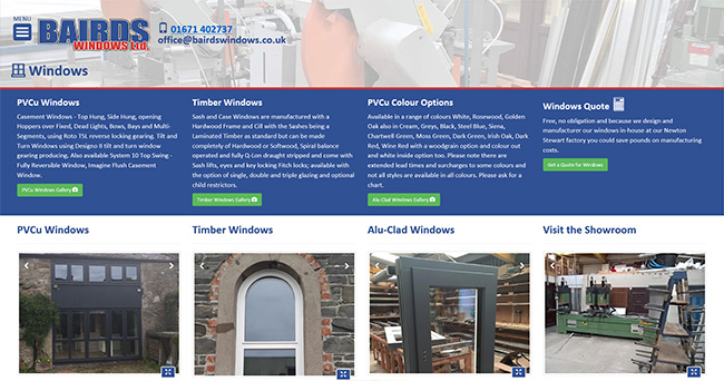 Bairds Windows Ltd