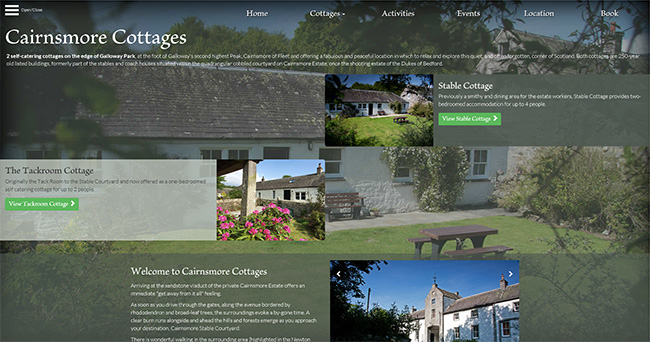 Cairnsmore Cottages